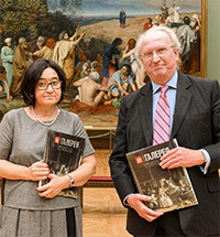 "Presentation of the ""Tretyakov Gallery"" Magazine Special Issue"