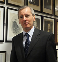 Greeting of Dr. Laurie Bristow CMG, the ambassador of the United Kingdom to Russia