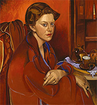 WYNDHAM LEWIS. PORTRAITS OF FRIENDS AND FOES