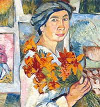 """Of Course, You and I Are Sisters..."" NATALIA GONCHAROVA AND MARINA TSVETAEVA - THE HIDDEN WORLD OF GONCHAROVA'S POETRY"