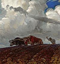 Ferdynand Ruszczyc. A BELARUSIAN HERITAGE