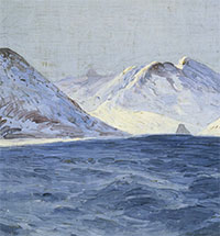 Alexander Borisov. ARTIST DISCOVERER OF THE ARCTIC WORLD