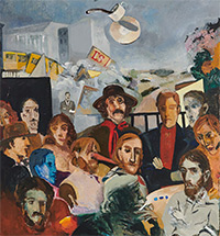 THE EAST IN THE WEST. New Perspectives on Art Production in the GDR