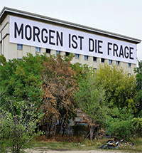 FOCUS ON THE BERLIN ART SCENE. The city that constantly reinvents itself