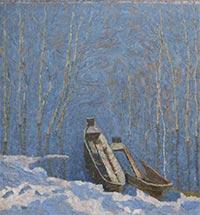 Efrem Zverkovю THE VIBRATION OF SILENCE