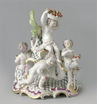 Porcelain For Sale: A HISTORY OF THE LOSSES OF THE STATE MUSEUM OF CERAMICS IN THE 1920s AND 1930s