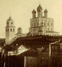 SHCHUSEV'S PSKOV EXPEDITIONS