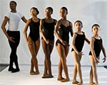Beauty with the Dance Institute of Washington