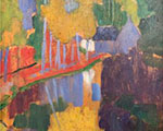 Paris: Gauguin dictated the standards for a good painting. Sérusier, Filiger, Bonnard and the others followed