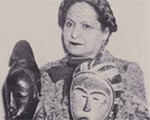 Helena Rubinstein. In 1909 she was already buying the best in tribal art. The method behind a remarkable collection