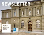 The Kunstmuseum Bern will remain closed up to December 7