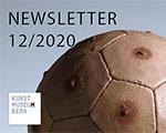 Events at Kunstmuseum Bern | December 2020