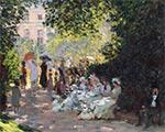 """Public Parks, Private Gardens: Paris to Provence"" on Mon., March 5"