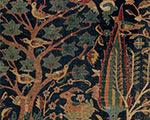 """Wagner"" Garden Carpet - Unprecedented Loan from Scotland's Burrell Collection"