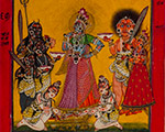 Exhibition Featuring Pahari Painting of North India Goes on View at Metropolitan Museum Beginning December 22