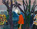"Major Gift to The Met of Peter Doig's Modern Masterpiece ""Two Trees"""