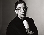 Irving Penn's Portrait of Justice Ruth Bader Ginsburg