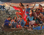 The Met Acquires Commissioned Works by Cree Artist Kent Monkman
