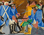 The Metropolitan Museum of Art Announces Discovery of Missing Painting by Iconic American Modernist Jacob Lawrence