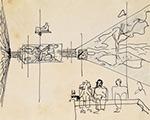 Fundacio Joan Miro | Lina Bo Bardi Drawing