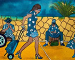 David Zwirner Paris | Marcel Dzama: Blue Moon of Morocco