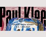 Eröffnung Paul Klee. Ich will nichts wissen